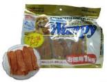 Wanpy 雞片 1kg x 10包原箱優惠 ps冇贈品及不可與其他優惠一同使用