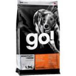 GO! 1301212 抗敏美毛系列 三文魚全犬糧 12磅