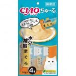 *多買優惠* Ciao SC-179 水分補給 吞拿魚醬 14g(4本) x 同款6包優惠