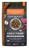 Nature's Variety (Raw Boost) 原野生肉無穀物配方貓糧-鴨肉-04.5lb x 3包優惠