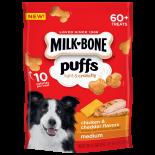 Milk-Bone® Puffs® 雞肉芝士脆脆餅乾 8oz