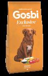 Gosbi 中型成犬雞肉蔬果配方 03kg