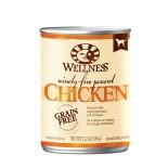 Wellness 89402 95% 鮮雞肉﹙無穀物﹚ 13.2oz
