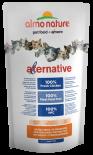 Almo Nature Alternative 成貓乾糧 - 新鮮雞肉 (750g)