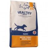 Healthy Paws [43092]- 火雞肉糙米幼犬狗糧 12kg
