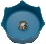 CrownJuwel - 寵物寶石碗(海洋-藍)