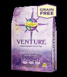 Earthborn Venture Squid & Chickpeas 魷魚+鷹咀豆 低敏單一蛋白無穀物狗糧 25lb