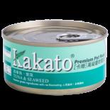 Kakato 719 吞拿魚+紫菜 70G
