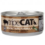 PetKind BISON TRIPE FORMULA GRAIN FREE CAT FOOD WITH LIVER 5.5oz x 12罐優惠
