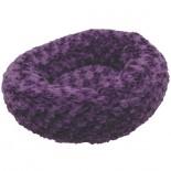 Dogit 冬甩圓形床仔- 紫色