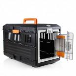 日本IRIS 航空運輸籠FC-550 折疊運輸籠 (可摺疊式收納)