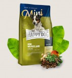 Happy Dog 小型犬紐西蘭羊肉配方狗糧 Mini Neuseeland 04kg