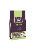AATU ATDC1 - 80/20/0 無穀物 走地鴨肉低敏天然貓糧 1kg