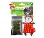 GiGwi Art7057 refillable catnip BEAR 可替換貓草玩具系列 - 熊仔