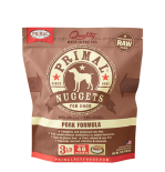 PRIMAL - Canine Frozen Formula **急凍**鮮肉狗配方 - 豬肉 3 lb