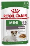 Royal Canin Mini Ageing 12+ 小型老犬 袋裝濕糧 85g x 12包原裝同款優惠