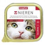 Beaphar Kidney Diet 腎臟保健配方貓罐頭 牛璜酸+雞飯 100g x 5罐同款優惠