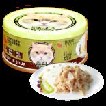 Petsgoal x 忌廉哥 吞拿魚+元貝 貓罐頭 70g
