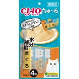 Ciao SC-179  金槍魚味(水分補給) 14g(4本) x 2包優惠