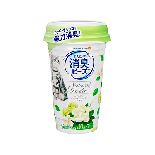(保證行貨) 日本 Unicharm 消臭大師 消臭珠(粉綠色) 清新庭園香 450ml