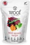 WOOF - 低溫凍乾*野生鹿肉(Wild Venison)*狗糧  280g [WF-489]