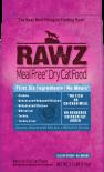 RAWZ 無穀物低溫烘焙 三文魚+脫水雞肉+白肉魚 貓糧 3.5LB