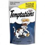 偉嘉 Temptations 144861 去毛球夾心貓小食 60g