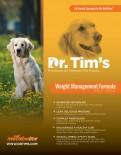 Dr.Tim's 全天然減肥配方成犬糧 雞肉+三文魚 04磅