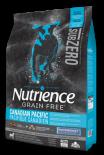 Nutrience SubZero 冷凍脫水鮮三文魚+鯡魚 無穀物六種魚 全犬配方 5LB