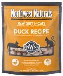 Northwest Naturals™ NWFFD11DK 無穀物脫水貓糧 – 鴨肉 311g x 4包同款優惠
