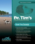 Dr.Tim's 全天然無穀物成犬糧 雞肉05磅