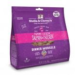 *多買優惠* Stella & Chewy's 凍乾脫水貓糧  SC103 Freeze Dried Dinner Morsels For Cat 三文魚雞肉配方 18oz x 4包優惠  ps會冇左贈品及其他優惠