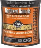 Northwest Naturals™ NWFDSAL 無穀物脫水狗糧 – 雞肉+三文魚 340g