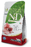 N&D CHICKEN & POMEGRANATE  無穀物成貓配方 雞肉 &石榴 05kg