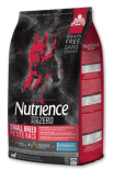 Nutrience SubZero 冷凍脫水鮮牛肝 無穀物紅肉+海魚 小型犬配方 5LB