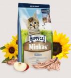 Happy Cat 幼貓營養配方貓糧 Minkas Kitten 1.5kg