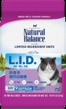 Natural Balance 雪山 - 肉食系 - 鹿肉成貓糧 04.5lb