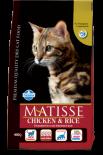 Matisse Adult 全天然成貓糧 - 雞肉 10kg