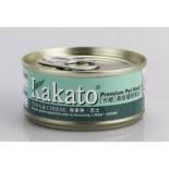 Kakato 827 吞拿魚+芝士 170G