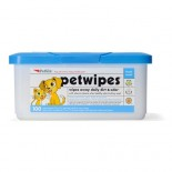 Petkin PN5350 - PetWipes 天然蘆薈潔身紙 100片家庭裝