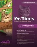 Dr.Tim's 全天然防敏感配方全貓糧 雞肉+海魚 10磅