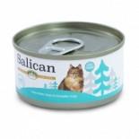 Salican 挪威森林 白肉吞拿魚+南瓜湯 貓罐頭 85g
