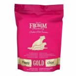 Fromm Gold 金裝 雞+鴨+羊+魚蔬菜配方 幼犬糧(紅色) 15lb