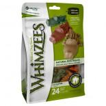 Whimzees - 中型犬 鱷魚型趣味潔齒骨 12支裝 12.7oz [WHZ320]