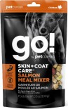 GO! SOLUTIONS™ 1281004 - 護膚美毛系列 無穀物 三文魚 零食補充裝 狗糧配方 3.5oz