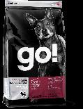 GO! 1302625 抗敏美毛系列 單一羊肉配方全犬糧 25磅
