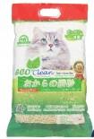 ECO Clean 綠茶味豆腐砂 6L x 6包原箱優惠