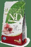 N&D CHICKEN & POMEGRANATE 無穀物幼貓配方 雞肉 &石榴 01.5kg