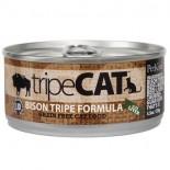 PetKind BISON TRIPE FORMULA GRAIN FREE CAT FOOD WITH LIVER 5.5oz