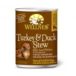 Wellness Stew 紅莓火雞鴨肉 12.5oz